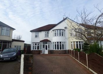 Thumbnail 4 bedroom semi-detached house for sale in Welbourne Road, Childwall, Liverpool, Merseyside