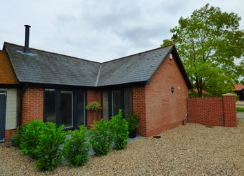 Thumbnail 2 bed detached bungalow to rent in Assington, Sudbury, Suffolk