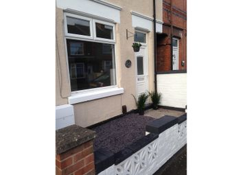 Thumbnail 3 bed terraced house for sale in Crescent Road, Coalville
