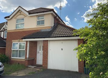 Thumbnail 3 bed detached house to rent in Cheney Road, Leicester