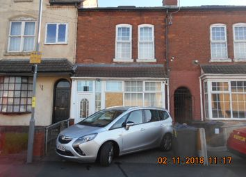 Thumbnail 3 bed terraced house for sale in Whitmore Road, Small Heath