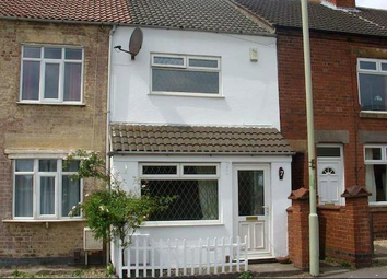 Thumbnail 3 bed terraced house to rent in Swannington Road, Coalville