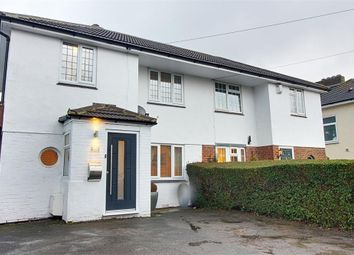 Thumbnail 3 bedroom semi-detached house for sale in The Drive, Goffs Oak, Waltham Cross