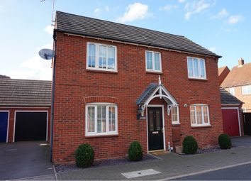Thumbnail 3 bed detached house for sale in Beams Meadow, Hinckley