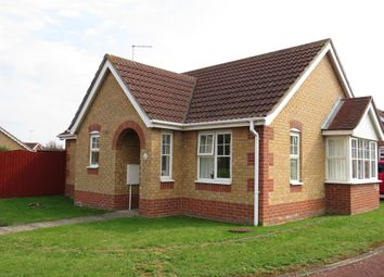 Cawood Close, March PE15. 2 bed detached bungalow
