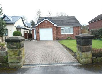 Thumbnail 3 bed detached bungalow for sale in Grove Lane, Hale, Altrincham