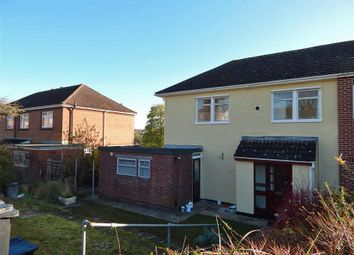 Thumbnail 3 bed semi-detached house to rent in Woodside Road, Salisbury, Wiltshire