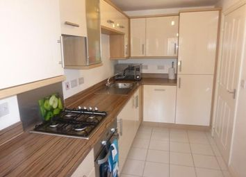 Thumbnail 4 bed semi-detached house to rent in Farrow Avenue, Hampton Vale, Peterborough