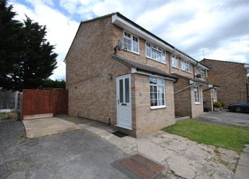 Thumbnail 3 bed end terrace house for sale in Heather Court, Chelmsford, Essex