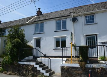 Thumbnail 2 bed terraced house for sale in Bonecellars Row, Tresillian, Nr Truro, Cornwall