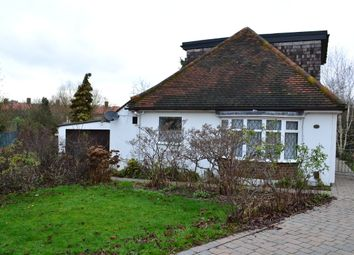 Thumbnail 2 bed bungalow to rent in Hollywood Way, Woodford Green