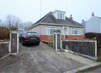 Thumbnail 2 bed detached bungalow for sale in The Lane, Llanmorlais