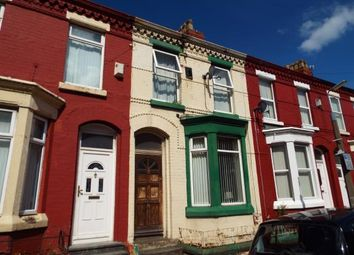 Thumbnail 2 bed terraced house for sale in Ireton Street, Liverpool, Merseyside