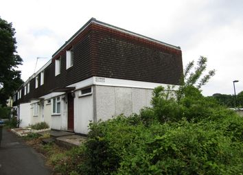 Thumbnail 2 bedroom end terrace house for sale in Arnheim Close, Southampton, Hampshire
