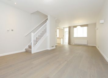 Thumbnail 3 bed mews house to rent in Rodmarton Street, London