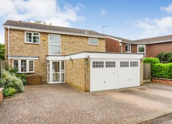 Thumbnail 4 bed detached house for sale in Blackmore, Letchworth Garden City