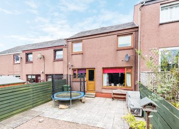 Thumbnail 2 bedroom terraced house for sale in Glebe Road, Arbroath, Angus