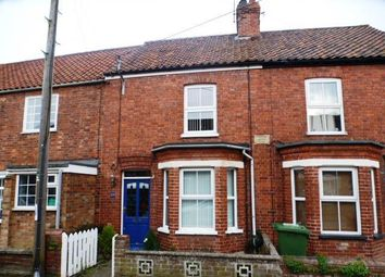 Thumbnail 2 bedroom terraced house to rent in Caley Street, Heacham, King's Lynn