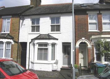 Thumbnail 2 bed terraced house for sale in King Edward Road, Watford
