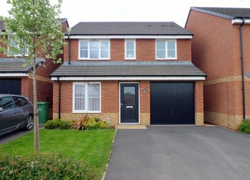 Thumbnail 3 bedroom detached house to rent in Newbold Drive, Stafford