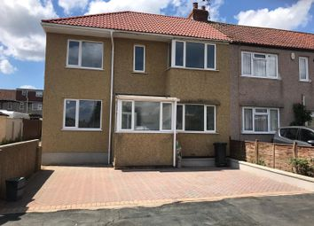 Thumbnail 7 bed semi-detached house to rent in Bridgman Grove, Filton, Bristol
