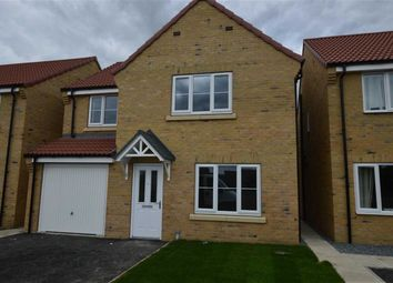 Thumbnail 4 bed detached house to rent in Ashcourt Drive, Hornsea, East Yorkshire