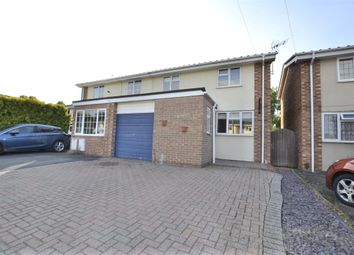 3 bed semi-detached house for sale in French Close, Witney, Oxfordshire OX28