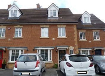 Thumbnail 4 bed terraced house for sale in Genas Close, Barkingside
