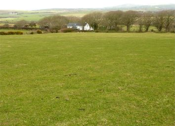 Land for sale in 12.91 Acres Of Accommodation Land, Being Part Of Penybanc Farmhouse, Castlemorris, Haverfordwest, Pembrokeshire SA62