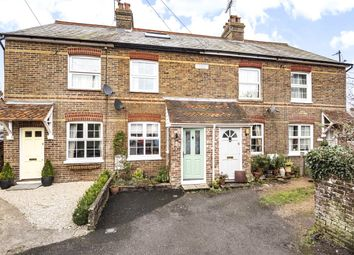 St Margarets Terrace, Victotria Avenue, Easebourne, West Sussex GU29. 2 bed terraced house for sale