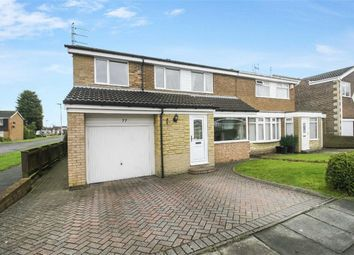 Thumbnail 5 bed semi-detached house for sale in Windburgh Drive, Cramlington, Northumberland