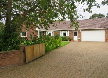 Thumbnail 3 bed detached bungalow for sale in Holt Road, Cromer