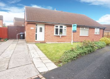 Thumbnail 2 bed bungalow for sale in Saxonfield, Coulby Newham, Middlesbrough