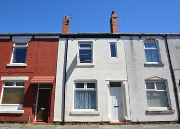 Thumbnail 2 bed terraced house for sale in Taunton Street, Blackpool