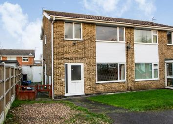 3 bed semi-detached house for sale in Selina Close, Castle Donington, Derby, Leicestershire DE74