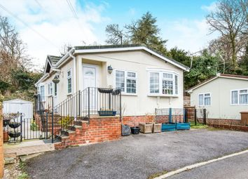 2 bed mobile/park home for sale in Upper Toothill Road, Rownhams, Southampton SO16