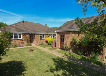 Thumbnail Detached bungalow for sale in Barsey Close, Haverhill