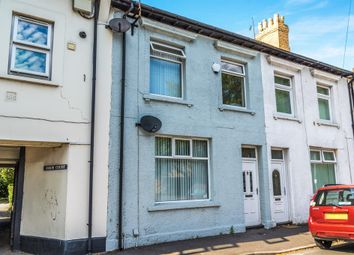 Thumbnail 3 bed terraced house for sale in Constellation Street, Roath, Cardiff