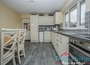 Thumbnail 2 bed detached bungalow for sale in Brick Kiln, New Road, Catfield, Great Yarmouth
