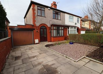 3 bed semi-detached house for sale in Cadley Causeway, Fulwood, Preston PR2
