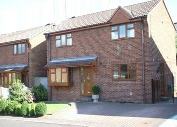 Thumbnail 3 bed detached house for sale in The Poplars, Knottingley