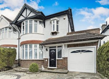 Thumbnail 3 bed semi-detached house for sale in Shirley Way, Shirley, Croydon