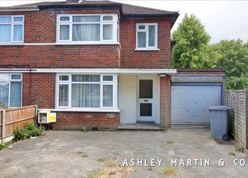 Thumbnail 3 bed semi-detached house for sale in Beverly Drive, Queensbury, Edgware