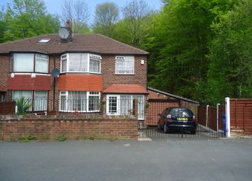 Thumbnail 3 bed semi-detached house for sale in Blackley New Road, Blackley