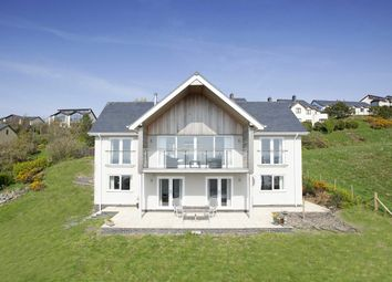 Thumbnail 4 bed detached house for sale in Hillsidepark, Aberdovey, Gwynedd