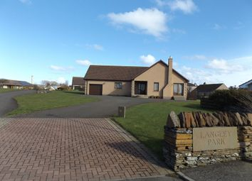 Thumbnail 2 bed detached bungalow for sale in Langley Park, Wick