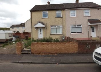 Thumbnail 2 bedroom semi-detached house to rent in Bryce Avenue, Logan, Cumnock