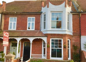 Thumbnail 4 bedroom terraced house for sale in Jameson Road, Bexhill-On-Sea