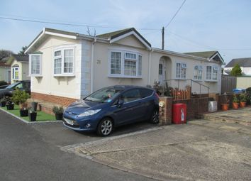 Thumbnail 3 bed mobile/park home for sale in Devon Close (Ref 5868), College Town, Sandhurst, Berkshire