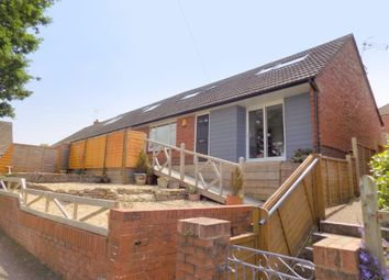 Thumbnail 4 bed semi-detached house for sale in Oakleigh Road, Exmouth, Devon